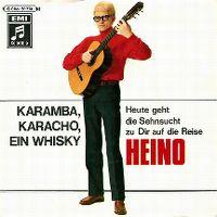 Cover Heino - Karamba, Karacho, ein Whisky