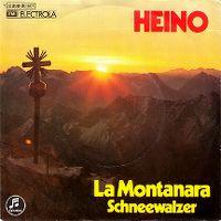Cover Heino - La Montanara