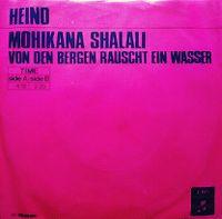 Cover Heino - Mohikana Shalali