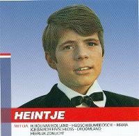 Cover Heintje - Hollands Glorie