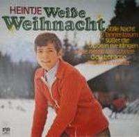 Cover Heintje - Weiße Weihnacht