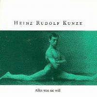Heinz Rudolf Kunze - Alles was sie will