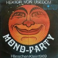 Cover Hektor von Usedom - Mond-Party