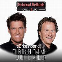 Cover Helemaal Hollands - Geboren om met je te vrijen