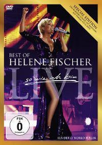 Cover Helene Fischer - Best Of Helene Fischer Live - So wie ich bin