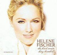 Cover Helene Fischer - Du hast mein Herz berührt