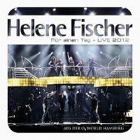Cover Helene Fischer - Für einen Tag - Live 2012