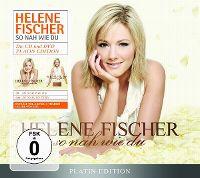 Cover Helene Fischer - So nah wie du