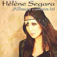 Cover Hélène Segara - Ailleurs comme ici