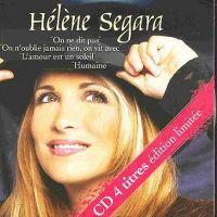 Cover Hélène Segara - On ne dit pas