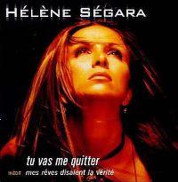 Cover Hélène Segara - Tu vas me quitter