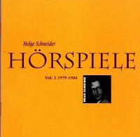 Cover Helge Schneider - Hörspiele Vol. 1 1979-1984