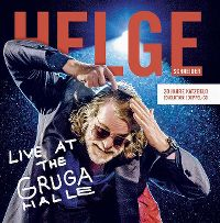 Cover Helge Schneider - Live At The Grugahalle - 20 Jahre Katzeklo - (Evolution!) Doppel-CD