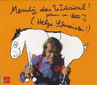 Cover Helge Schneider - Mendy, das Wusical
