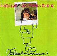 Cover Helge Schneider - Telefonmann!