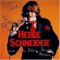 Cover Helge Schneider & Hardcore - Guten Tach!
