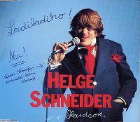 Cover Helge Schneider & Hardcore - Ladiladiho