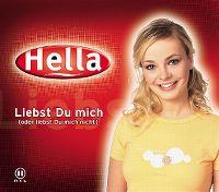 Cover Hella - Liebst du mich (oder liebst du mich nicht)