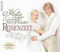 Cover Hella & Maxi - Rosenzeit