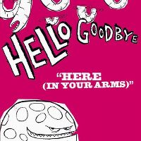 Cover Hello Goodbye - Here (In Your Arms)