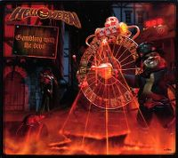 Cover Helloween - Gambling With The Devil