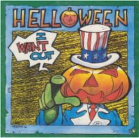Cover Helloween - I Want Out