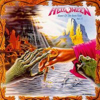 Cover Helloween - Keeper Of The Seven Keys Part II