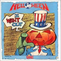 Cover Helloween - Live In The U.K.