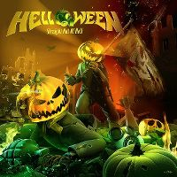 Cover Helloween - Straight Out Of Hell