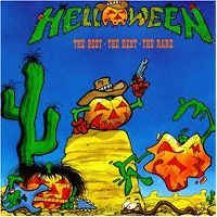 Cover Helloween - The Best - The Rest - The Rare