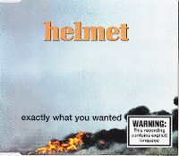 Cover Helmet - Exactly What You Wanted