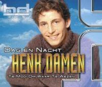 Cover Henk Damen - Dag en nacht