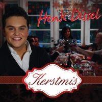 Cover Henk Dissel - Kerstmis