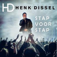 Cover Henk Dissel - Stap voor stap