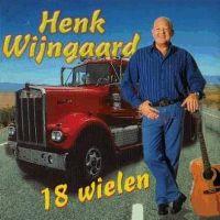 Cover Henk Wijngaard - 18 wielen