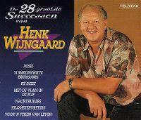 Cover Henk Wijngaard - 28 grootste successen