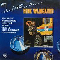 Cover Henk Wijngaard - De beste van