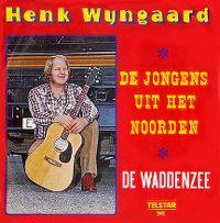 Cover Henk Wijngaard - De jongens uit het noorden