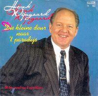 Cover Henk Wijngaard - Die kleine deur naar 't paradijs