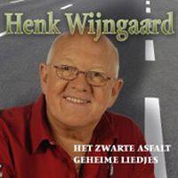 Cover Henk Wijngaard - Het zwarte asfalt