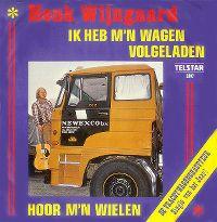 Cover Henk Wijngaard - Ik heb m'n wagen volgeladen