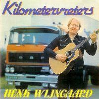 Cover Henk Wijngaard - Kilometervreters