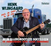 Cover Henk Wijngaard - Mijn allergrootste successen