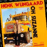 Cover Henk Wijngaard - Oh Suzanne
