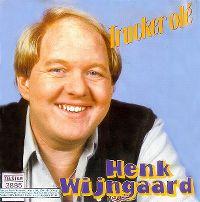 Cover Henk Wijngaard - Trucker olé