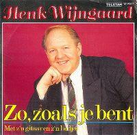 Cover Henk Wijngaard - Zo, zoals je bent