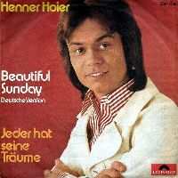 Cover Henner Hoier - Beautiful Sunday