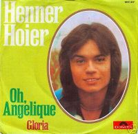 Cover Henner Hoier - Oh, Angelique