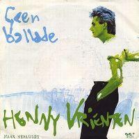 Cover Henny Vrienten - Geen ballade