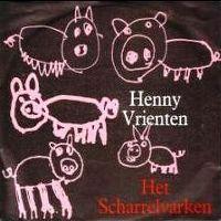 Cover Henny Vrienten - Het scharrelvarken